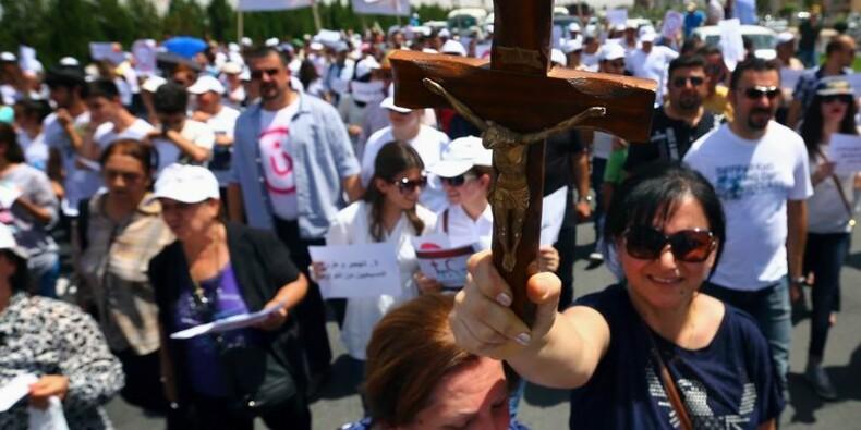 La France prête à accorder l'asile aux chrétiens d'Orient