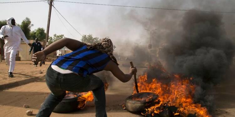 La colère contre Charlie Hebdo gagne du terrain au Niger