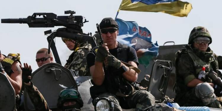 Kiev et Moscou parlent paix en Ukraine avant le sommet de l'Otan