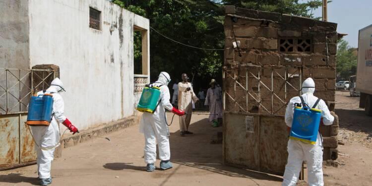 L'épidémie d'Ebola a fait 7.000 morts en Afrique de l'Ouest