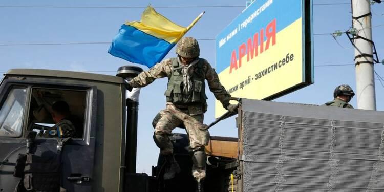 Espoir d'un cessez-le-feu vendredi en Ukraine