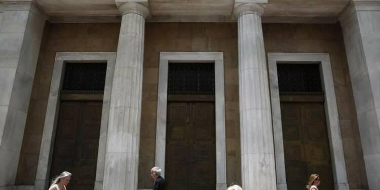 La Grèce a besoin de consensus politique, dit sa banque centrale