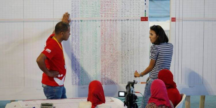 Ennahda reconnaît sa défaite face à Nidaa Tounes en Tunisie