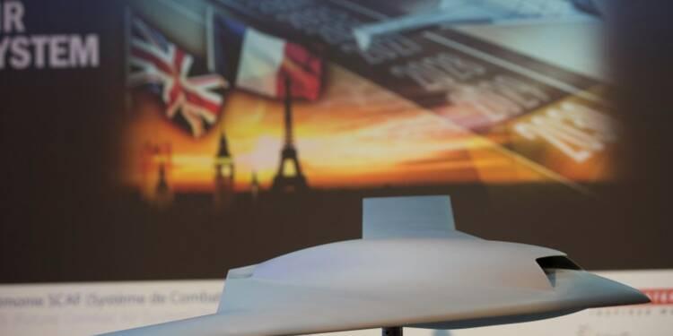 Paris et Londres lancent un projet de drone de combat commun