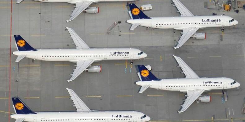 Grève des pilotes, la Lufthansa annule un vol sur deux