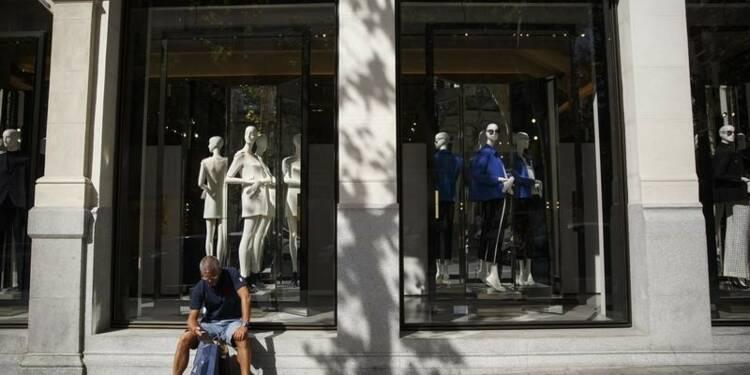 Hausse de 5% du bénéfice net 2014 d'Inditex