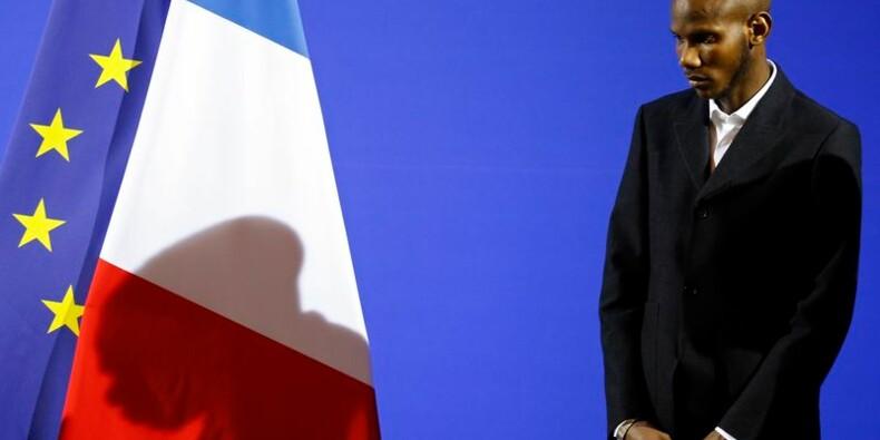Le magasinier de l'Hyper Casher, ému et fier de devenir français