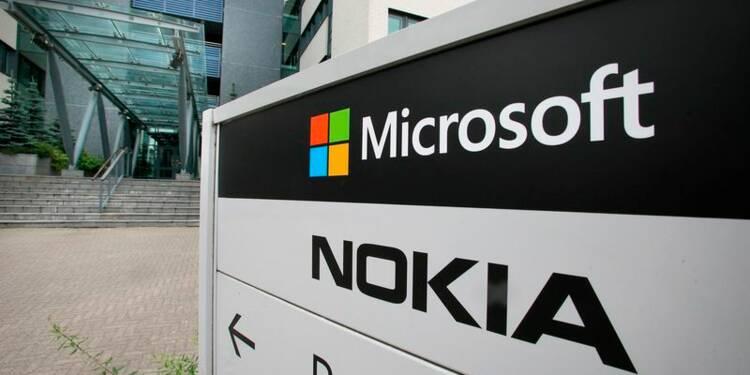 Microsoft va supprimer jusqu'à 18.000 postes en un an