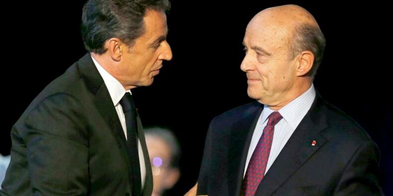 Nicolas Sarkozy et Alain Juppé affichent une unité de façade