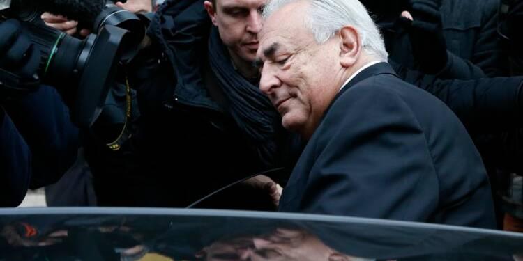 La défense de Dominique Strauss-Kahn n'a guère été mise à mal