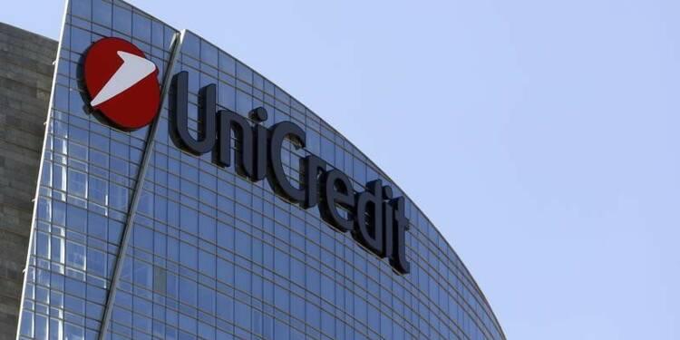 Deux prétendants en lice pour les créances douteuses d'UniCredit