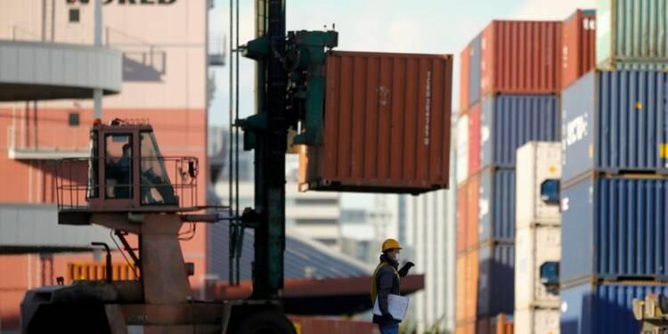Les exportations japonaises augmentent moins vite