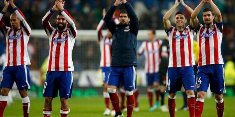 Le groupe chinois Dalian Wanda prend 20% de l'Atletico Madrid