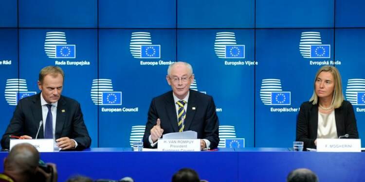 L'Union européenne menace la Russie mais reste évasive