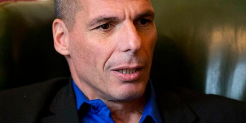 Varoufakis compte sur le pouvoir de stabilisation de la BCE