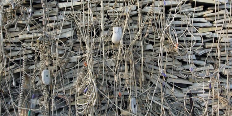Le cimetière du net