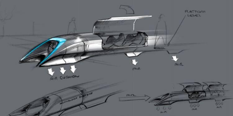 Avion, train, voiture… les projets qui vont révolutionner les transports