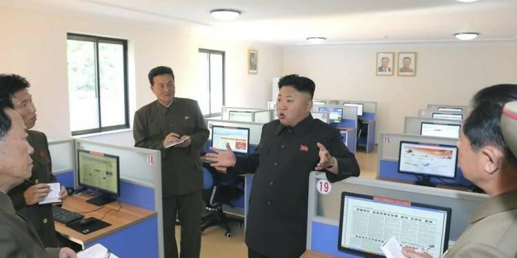 Internet perturbé durant plusieurs heures lundi en Corée du Nord