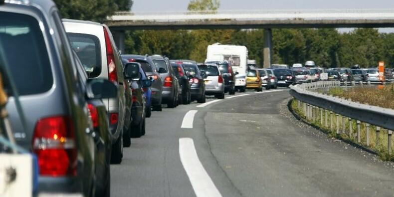 Forte baisse de la mortalité routière en juillet