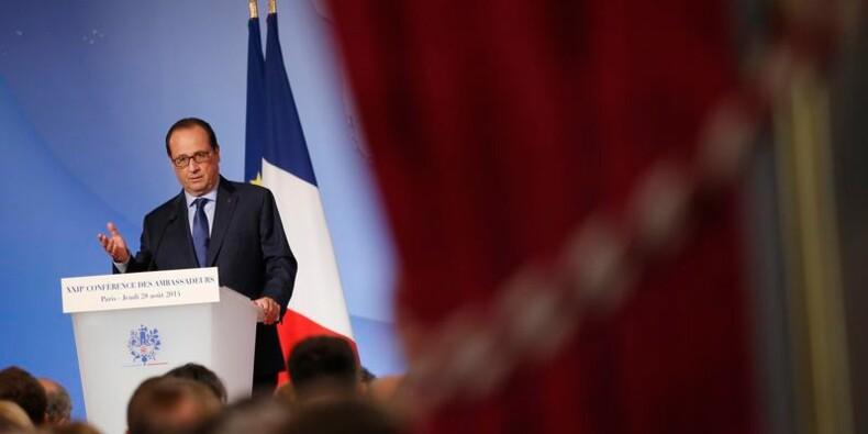 Paris exclut toute coopération avec Assad contre l'Etat islamique