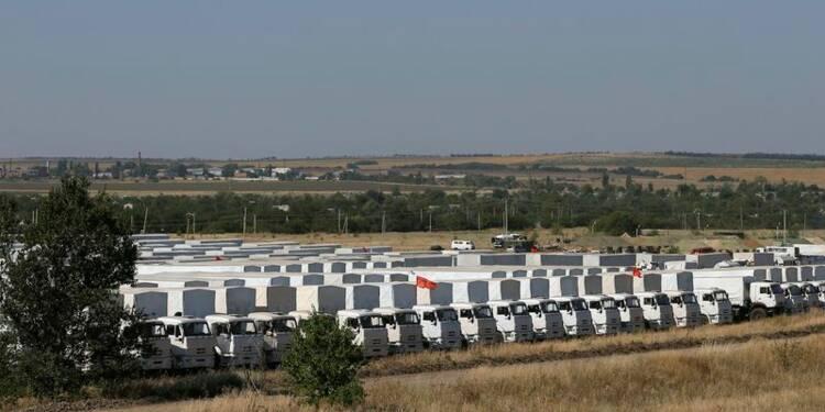 Helsinki annonce un accord sur l'aide russe en Ukraine