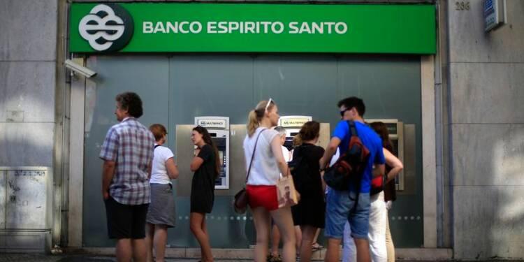 L'ex-DG de Banco Espirito Santo placé en garde à vue