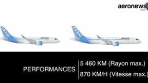 Bombardier CS300 : 1er vol réussi pour le nouveau concurrent d'Airbus et Boeing