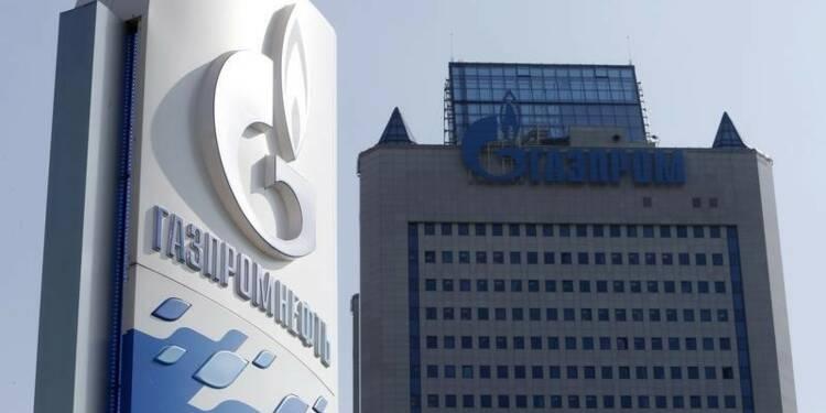 Gazprom réduit ses investissements de 8 milliards de dollars