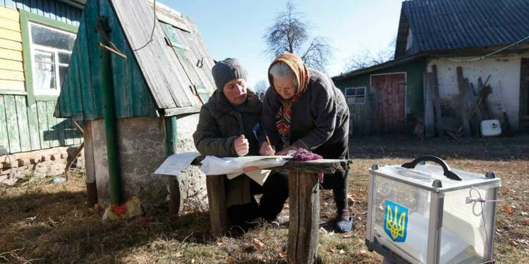 Large victoire des partis pro-occidentaux en Ukraine