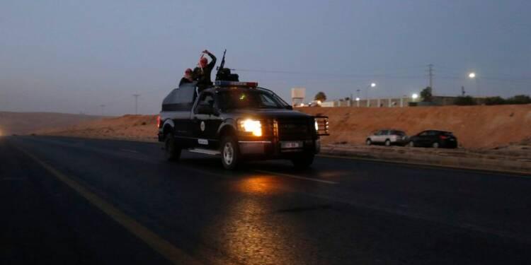 Amman répond à l'Etat islamique en exécutant deux islamistes