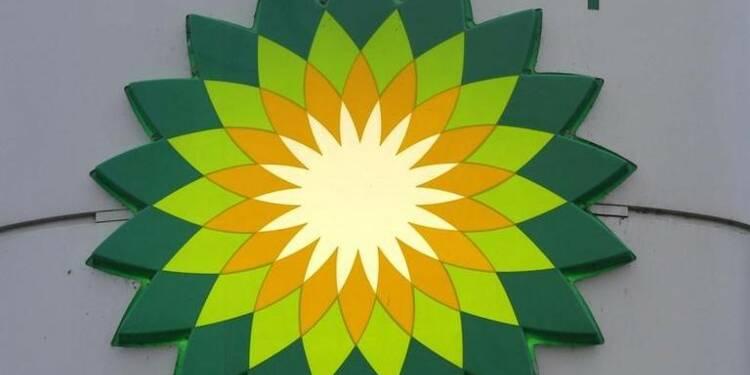 BP relève son dividende malgré la chute des cours du brut
