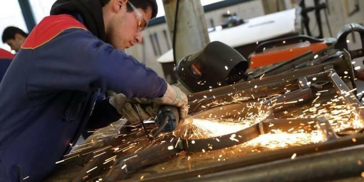 Nouveau recul du secteur manufacturier en octobre