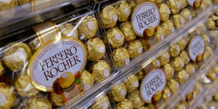 Ferrero chouchoute les enfants défavorisés