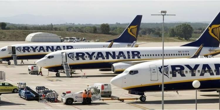 Pour Ryanair, le recul du pétrole favorise la guerre des prix
