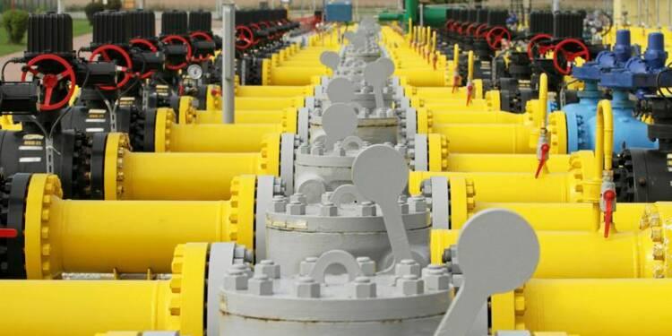 Baisse des livraisons de gaz russe à la Pologne et la Slovaquie