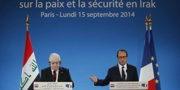 La conférence de Paris s'engage à aider militairement l'Irak