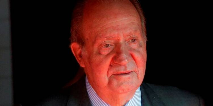 La justice examinera une demande de paternité visant Juan Carlos