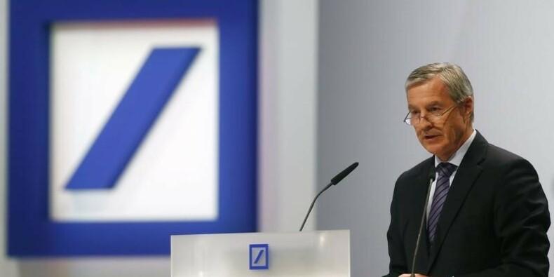 Le patron de Deutsche Bank et d'autres responsables seront jugés