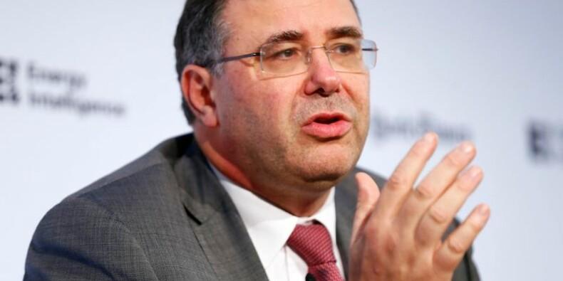 Le nouveau patron de Total en appelle à l'Europe contre les Etats-Unis
