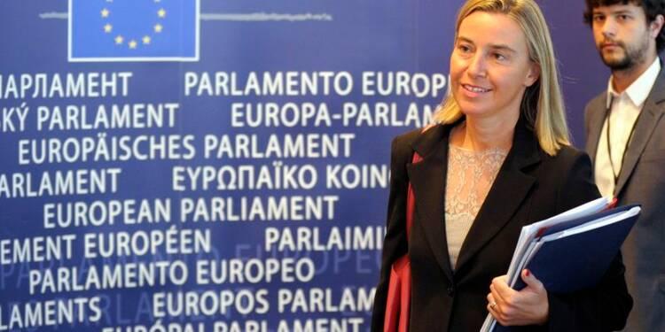 L'UE décidera de sanctions contre la Russie d'ici vendredi