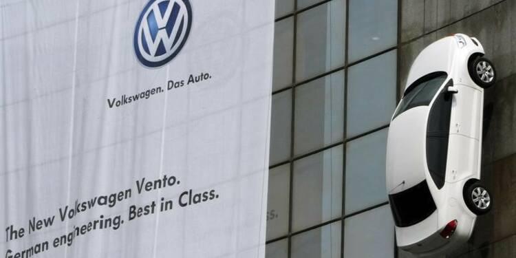 Volkswagen prévoit d'investir 183 millions d'euros en Inde
