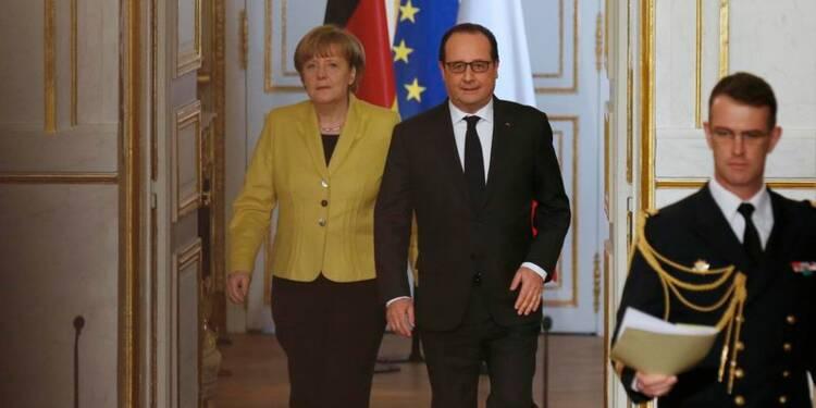 Le processus de paix en Ukraine prendra du temps, dit Merkel