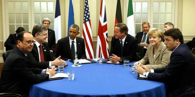 L'Otan révise sa stratégie à l'égard de la Russie