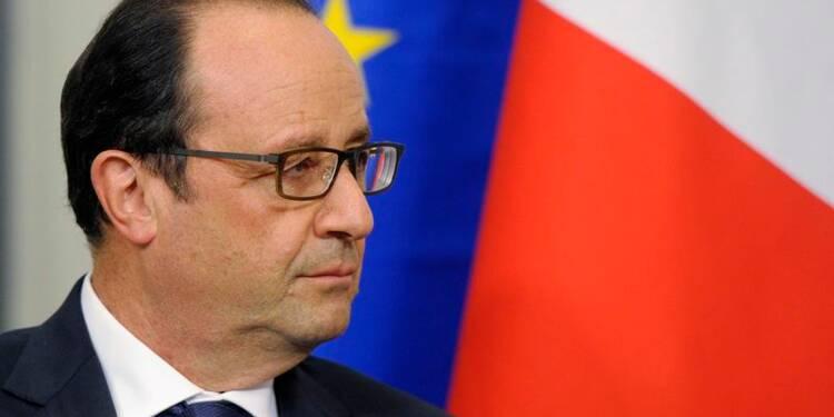 François Hollande rejeté par les trois quarts de son électorat