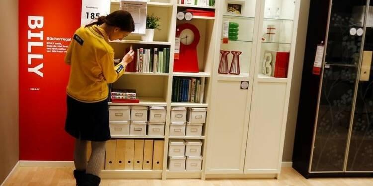 Le bénéfice d'Ikea reste inchangé et à un niveau record