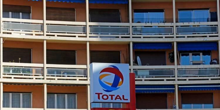 Baisse de 17% du résultat net ajusté de Total au 4e trimestre