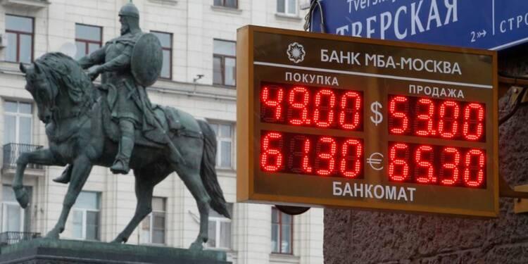 La Russie s'attend à une récession en 2015