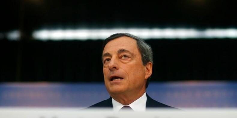 La BCE souligne le risque ukrainien mais ne bouge pas