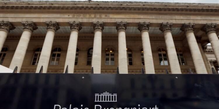 La Bourse de Paris rebondit au lendemain d'une lourde perte