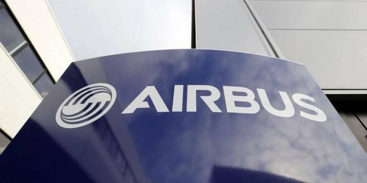 Airbus a engrangé 1.031 commandes nettes à la fin novembre
